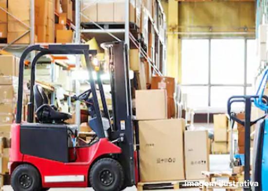 Empresa de armazenagem de produtos
